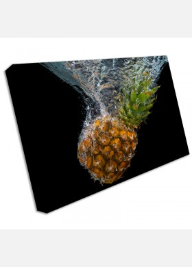 Food and Drink Canvas Art Print fad14