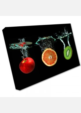 Food and Drink Canvas Art Print fad9