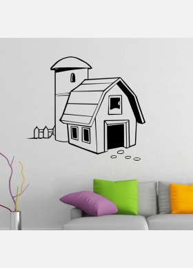 Barn Wall Sticker