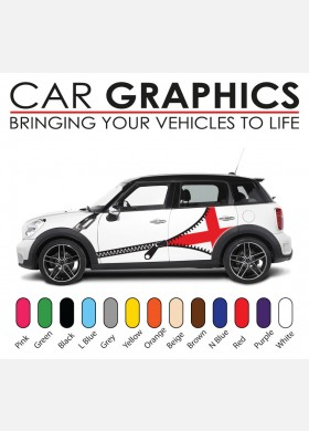 Mini Graphics mn25