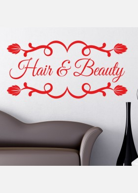 Hair and Beauty Sign