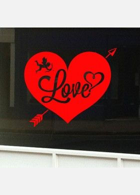 Valentines Day Shop Sticker vd5
