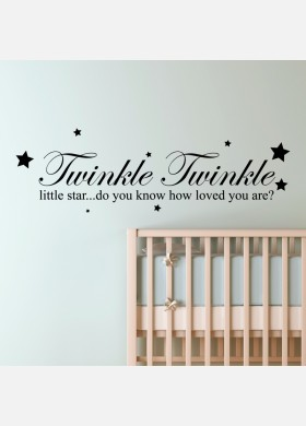 Le Little Star Wall Sticker